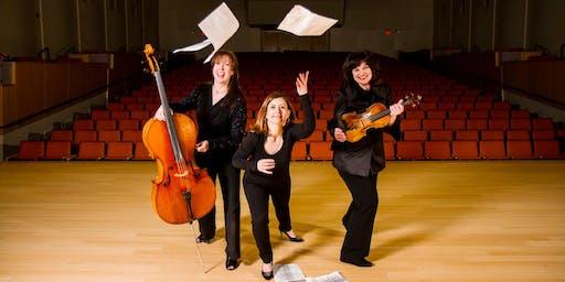 MOCM presents: Around with The Calyx Piano Trio