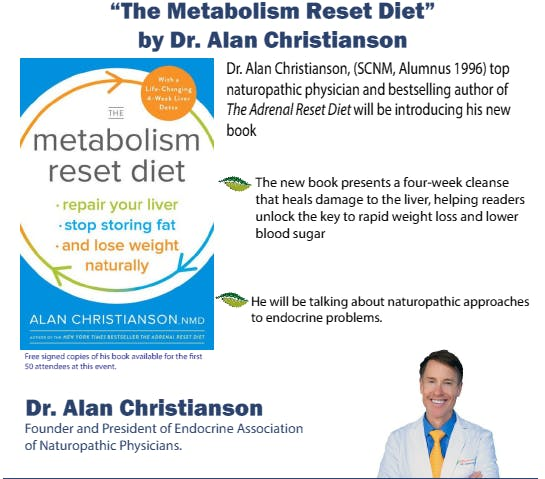 Presentation/Book Signing with Dr. Alan Christianson