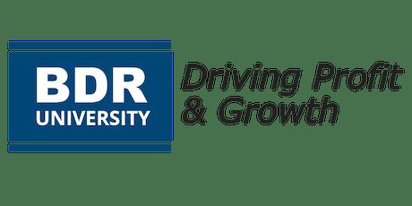 Profit Launch 2020 - BDR's Business Planning Workshop tickets