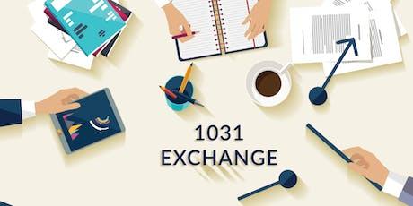 Concepts of 1031 Exchange & Delaware Statutory Trusts tickets