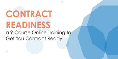 Contract Readiness Online Training Modules