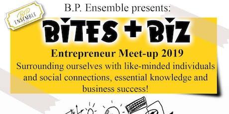 Bites & Biz Entrepreneurship Meet-Up! tickets