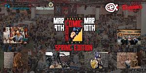Dublin Comic Con 2019 Spring Edition