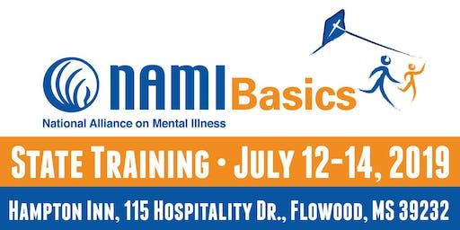 NAMI Basics State Training Course