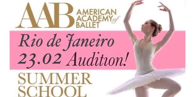 Rio - Audition - Ages 11-13