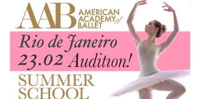 Rio - Audition - Ages 14+