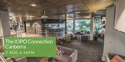 The IOPO Connection Event - Canberra