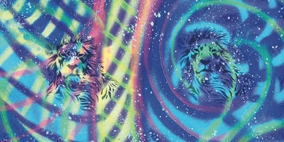 Art in Another Dimension - Spray Paint Art