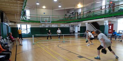 NYC Parks CityWide Pickleball Tournament