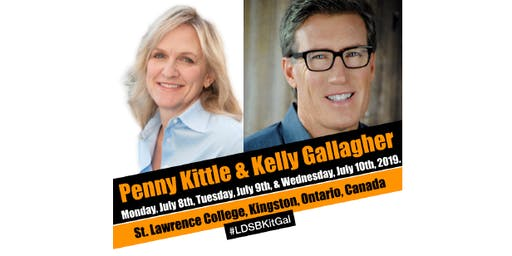 Three-Day Workshop with Penny Kittle & Kelly Gallagher