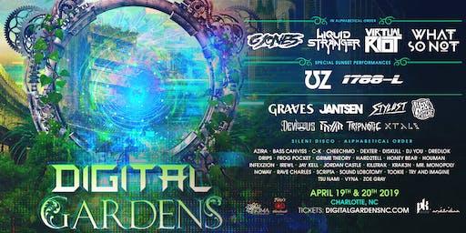 Digital Gardens Music Arts Celebration 2019
