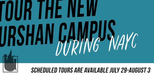 Urshan Campus Tours