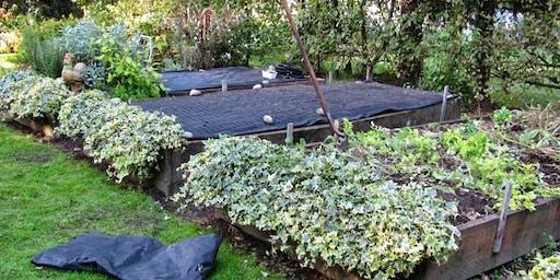 Tucking In The Garden For Winter