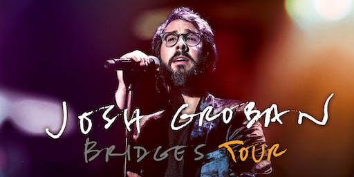 An evening with Josh Groban - Bridges Tour