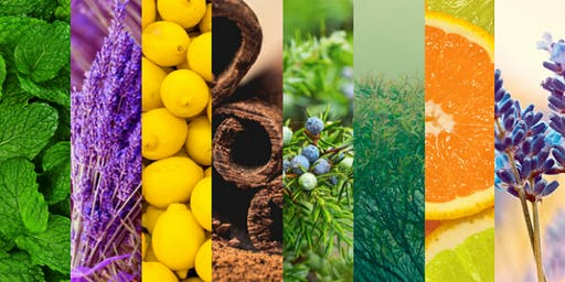 Getting Started with Essential Oils - Glasgow