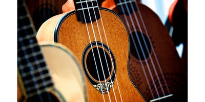 Intro to Ukulele Session 1A Group Lessons ( 8 classes)