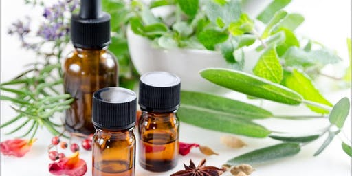 Getting Started with Essential Oils - Cardiff