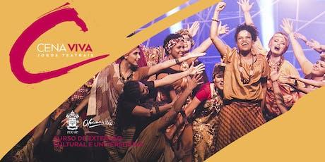 Cena Viva: Jogos Teatrais | RJ - Oficina Viva tickets