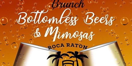 Sunday Funday Bottomless Mimosas & Beer tickets