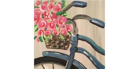 Alpine Ponds Paints - Bicycle with Flowers tickets
