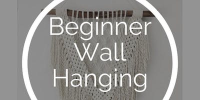 Beginner Macramè Wall Hanging Workshop