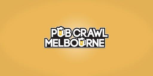 CBD PUB CRAWL