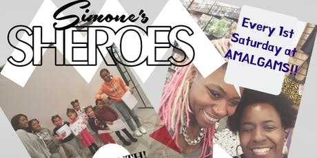 Simones Sheroes tickets