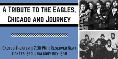 Tribute to The Eagles, Chicago & Journey