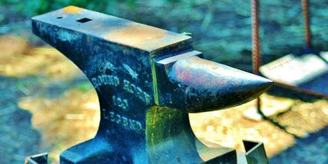 Blacksmithing Sculpture tickets
