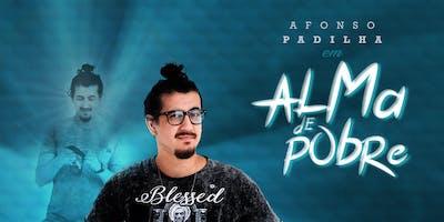 """Afonso Padilha - """"Alma de Pobre""""."""