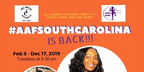 FREE Community Workout with All About Fitness tickets