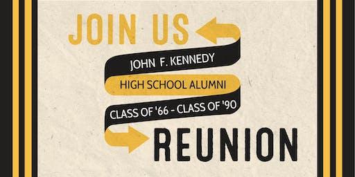 John F. Kennedy High School Alumni Reunion
