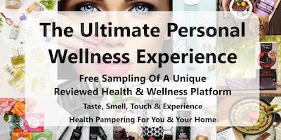 The Ultimate Personal Wellness Expereince Event