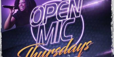 Open Mic Thursdays