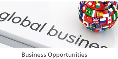 Exclusive Invitation - Finding Business Opportun