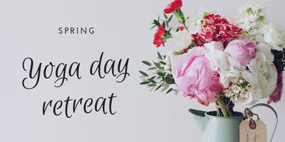 Yoga day retreat for Spring