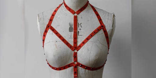 Burlesque Harness Making and Afternoon Tea