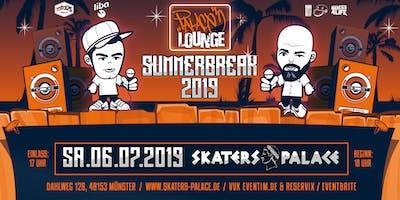 Palace Lounge SummerBreak 2019 • UMSE • CURSE • DÖLL • Yassin • Marz • Tice
