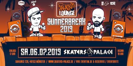Palace Lounge SummerBreak 2019 • UMSE • CURSE • DÖLL • Yassin • Marz • Tice Tickets