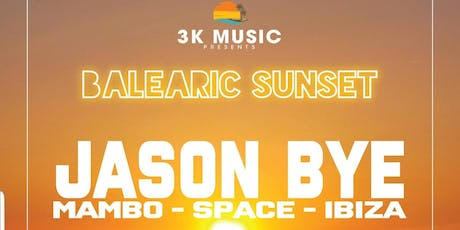 Balearic Sunset tickets