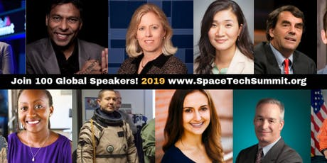 Space Tech Summit 2019 tickets