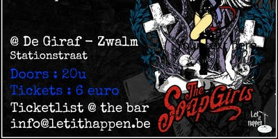 THE SOAPGIRLS @ De Giraf
