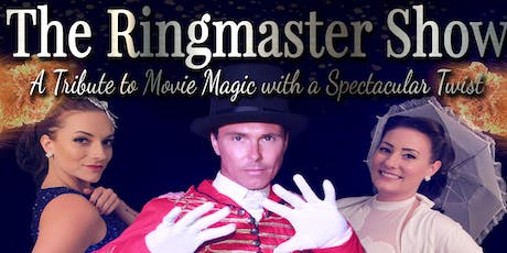 The Ring Master (the Greatest of shows) tickets