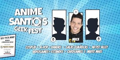 Anime Santos Geek Fest 2019