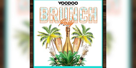 Rooftop Brunch & Day Party tickets