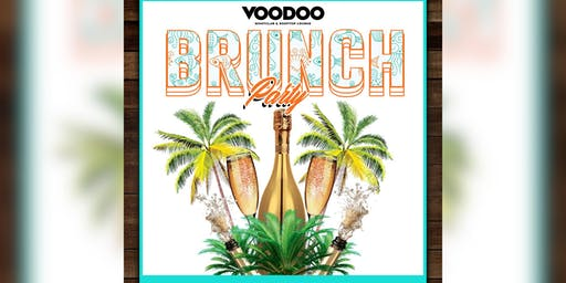 Saturday Brunch: Rooftop Party - Voodoo Ocean Drive