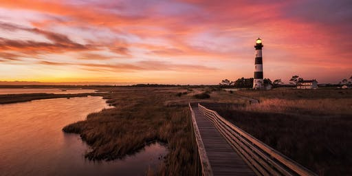 Fall at the Outer Banks