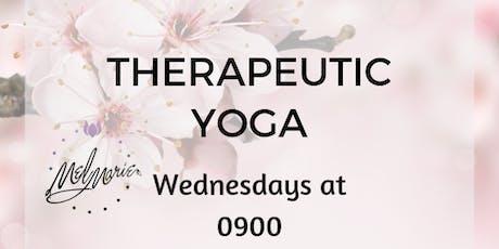 Therapeutic Yoga tickets