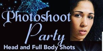 Photo Shoot Party