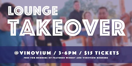 Lounge Takeover tickets